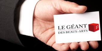 Le Géant des Beaux-Arts verkauft mehr Künstlerbedarf dank Click to Chat