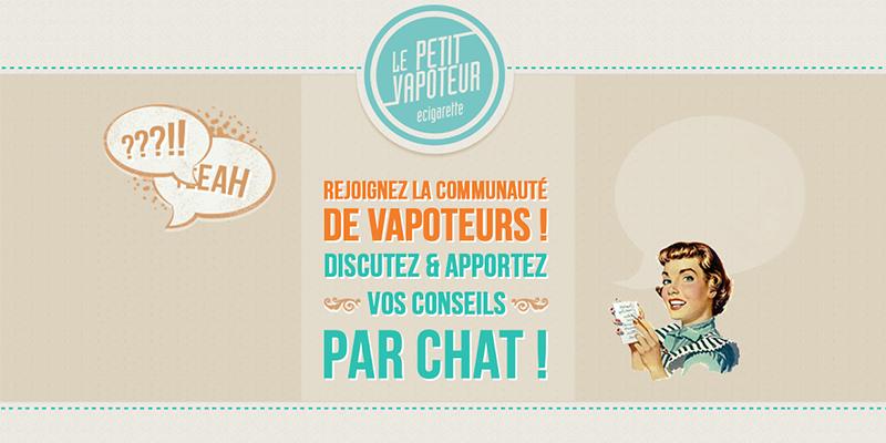 [Etude de cas] Comment Le Petit Vapoteur couple Click to Chat et Community Messaging