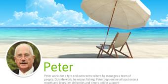[Interview] Peter's experience as an online shopper