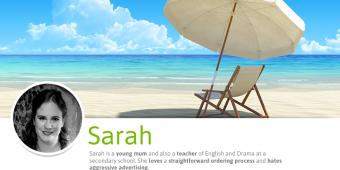 [Interview] Sarah's experience as an online shopper