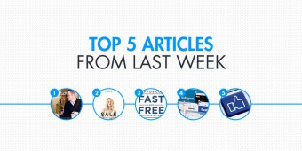 Top 5 articles from last week