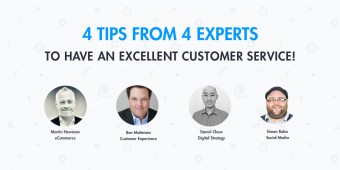 4 Tips from Experts to Have an Excellent Customer Service!