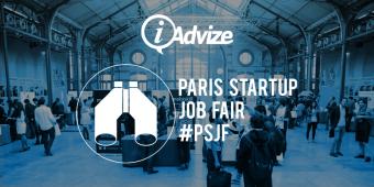 Paris Startup Job Fair: iAdvize wants to meet you on September 19th!