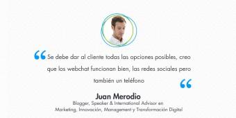Entrevista a Juan Merodio, experto en Marketing Digital, Redes Sociales y Web 3.0