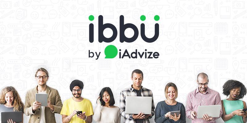 Mit ibbü gibt es ab heute einen Online-Kundenservice auf Abruf