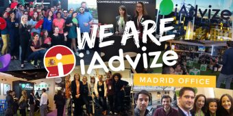 La parte española de iAdvize