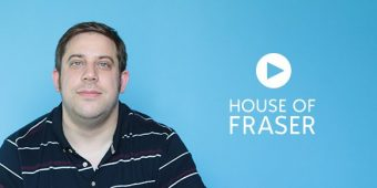 [Video] House of Fraser: web chat – a pillar of their engagement strategy