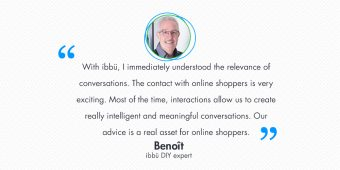 [Who are the ibbü experts?] Meet Benoît, ibbü DIY expert for ManoMano