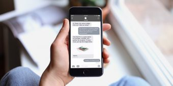 Apple entre dans l'ère du commerce conversationnel avec Business Chat