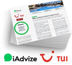 Cas client TUI & iAdvize