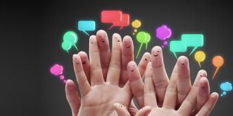 La relación con el cliente por Chat con visitas internacionales