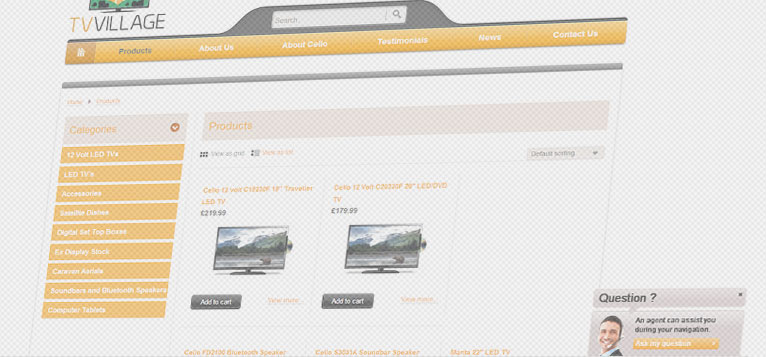 [Interview] TV Village provides online customers with real-time touchpoint – Click to Chat