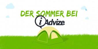 Der Sommer bei iAdvize