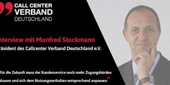 Experteninterview mit dem Präsidenten des CCV – Manfred Stockmann
