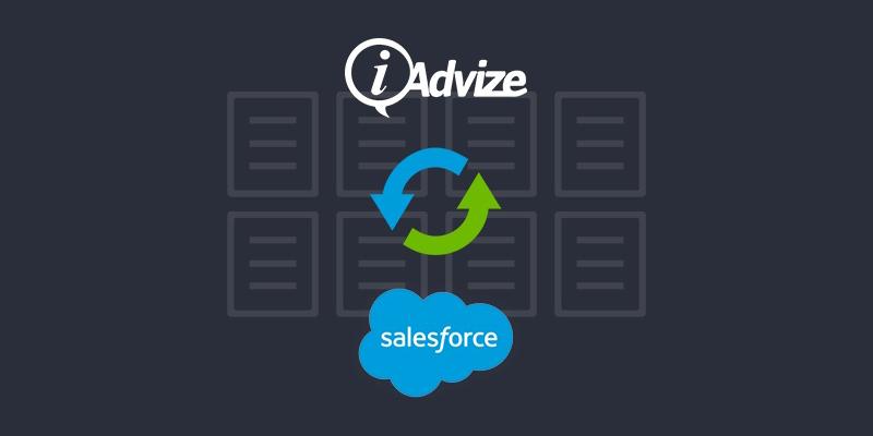 Synchronisation Salesforce et iAdvize : le nouveau connecteur est disponible !