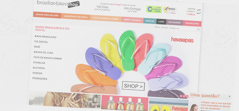 How Brazilian Bikini Shop uses Click to Chat for its international development