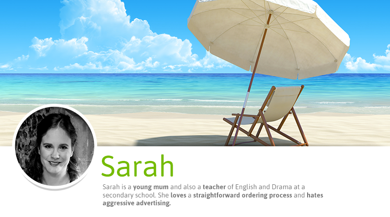 [Interview] Sarah's experience as an online shopper