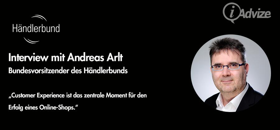 Andreas Arlt, Bundesvorsitzender des Händlerbunds, im Interview