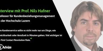 Interview mit Nils Hafner – Experte für Kundenbeziehungsmanagement