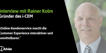 Interview mit dem Customer-Experience-Experten Rainer Kolm