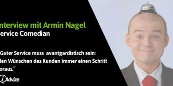 Experteninterview Armin Nagel – Der Powerdienstleister