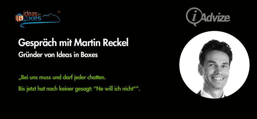 Im Gespräch mit Ideas in Boxes – #2 Die Umsetzung