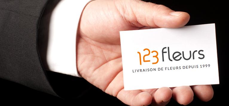 123fleurs.com: Dank Click-to-Chat Vertrauen schaffen