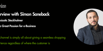 Sïmon Saneback – eCommerce Trends in the Nordics