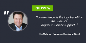 [Interview] Ben Motteram on best practices for excellent customer experience