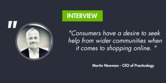 [Interview] Martin Newman on how eCommerce businesses can become more customer-centric