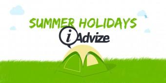 iAdvize Summer Holidays!