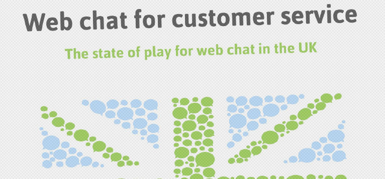 White paper : Web chat for customer service – the state of play for web chat in the UK