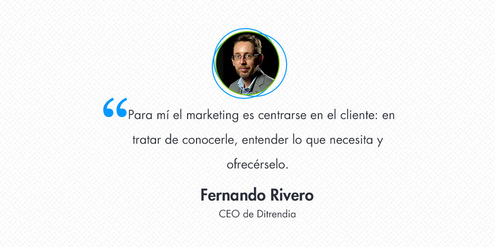 Entrevista a Fernando Rivero: Digital Marketing y las tendencias eCommerce