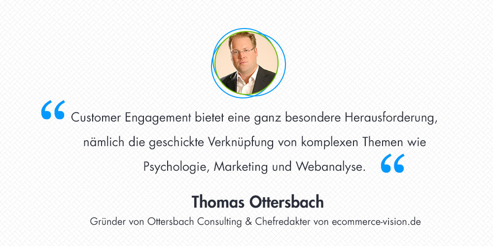 5 Fragen zum E-Commerce an Thomas Ottersbach