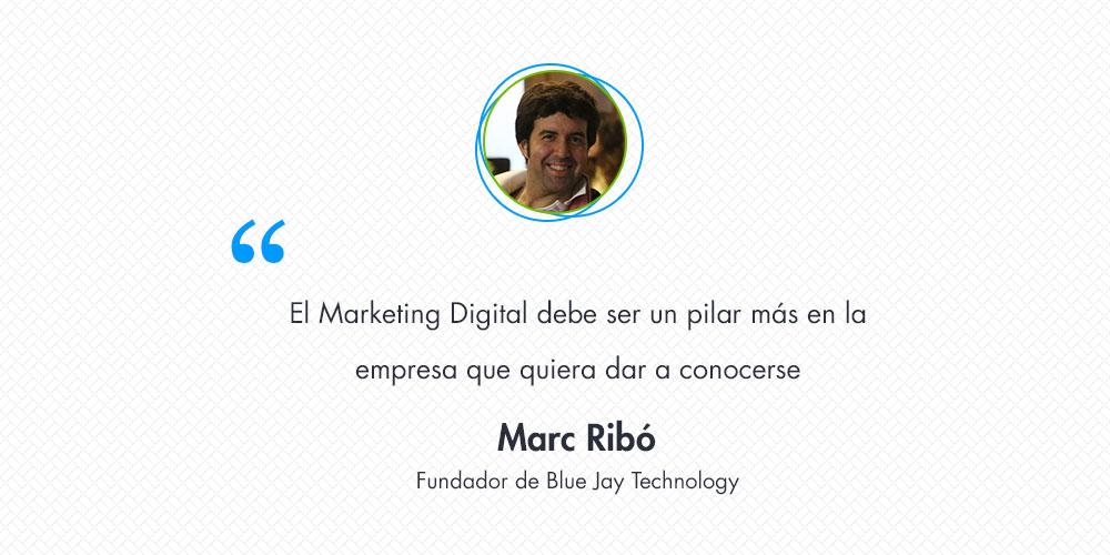 Entrevista a Marc Ribó, fundador de Blue Jay Technology