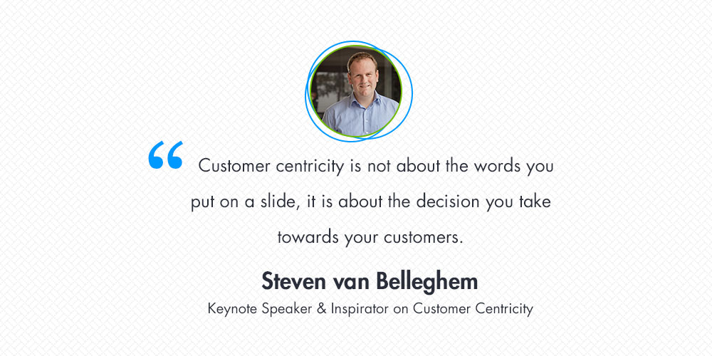 [Interview] Steven van Belleghem on Customer Service in Belgium