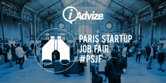 Paris Startup Job Fair: iAdvize wants to meet you on September 19th!