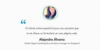 Entrevista a Alejandra Álvarez, eCommerce Manager en Vantguard