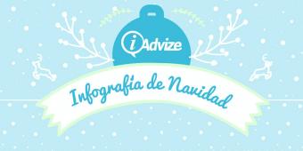 Infografía de Navidad: las cifras del eCommerce en España
