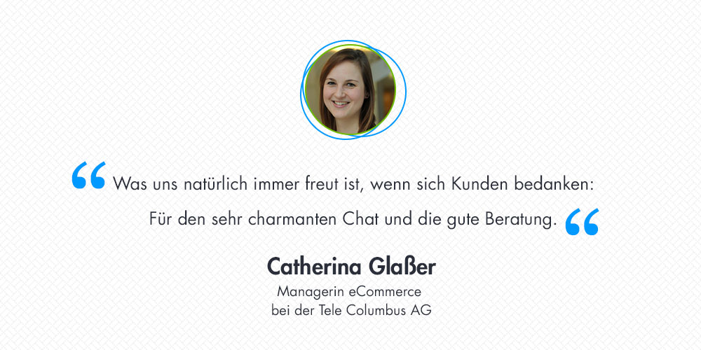 Interview mit Caterina Glaßer – Managerin eCommerce bei der Tele Columbus AG