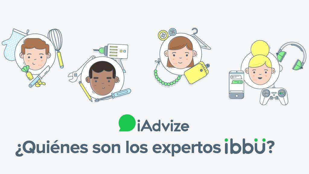 [Infografía] ¿Quiénes son los expertos ibbü?
