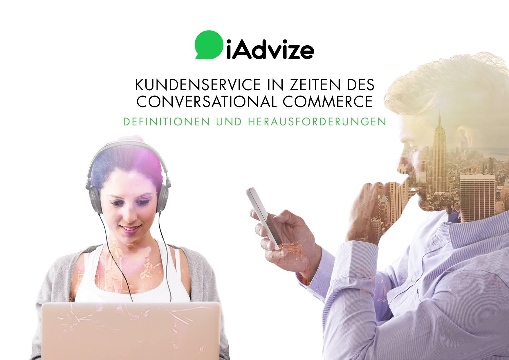 [Whitepaper] Kundenservice im Zeitalter des Conversational Commerce