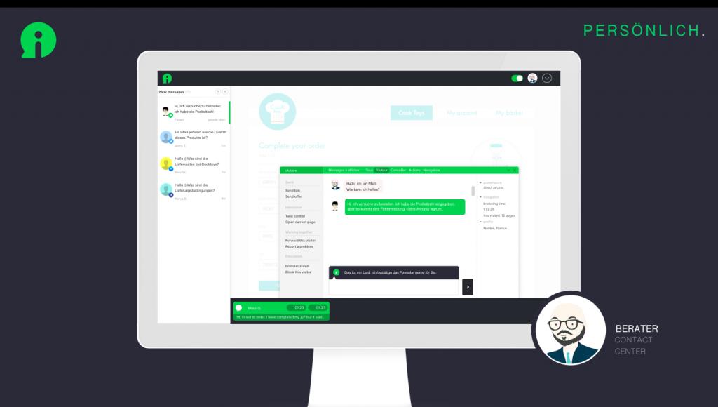 Conversational Commerce: Mit modernem Kundenservice und Live-Chat mehr Umsatz generieren (INTERVIEW)