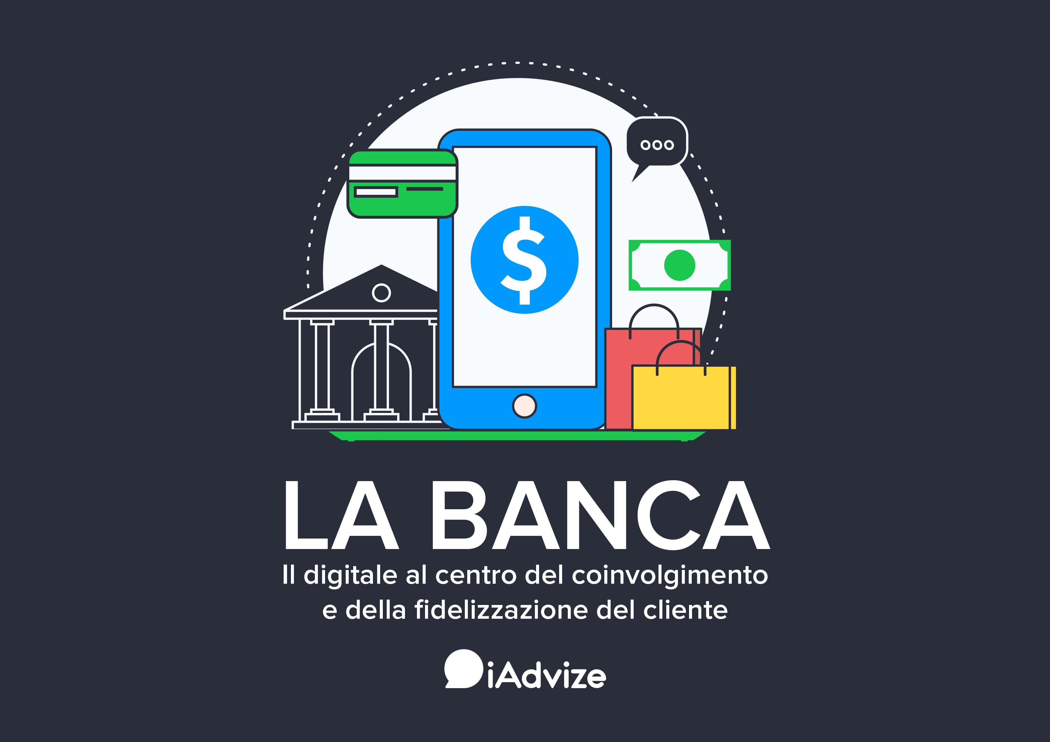 La banca adatta la gestione della relazione clienti online nell'era della trasformazione digitale