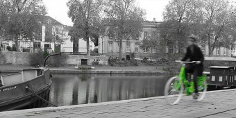 iAdvize bikes in Nantes, one of the best places in the world to cycle