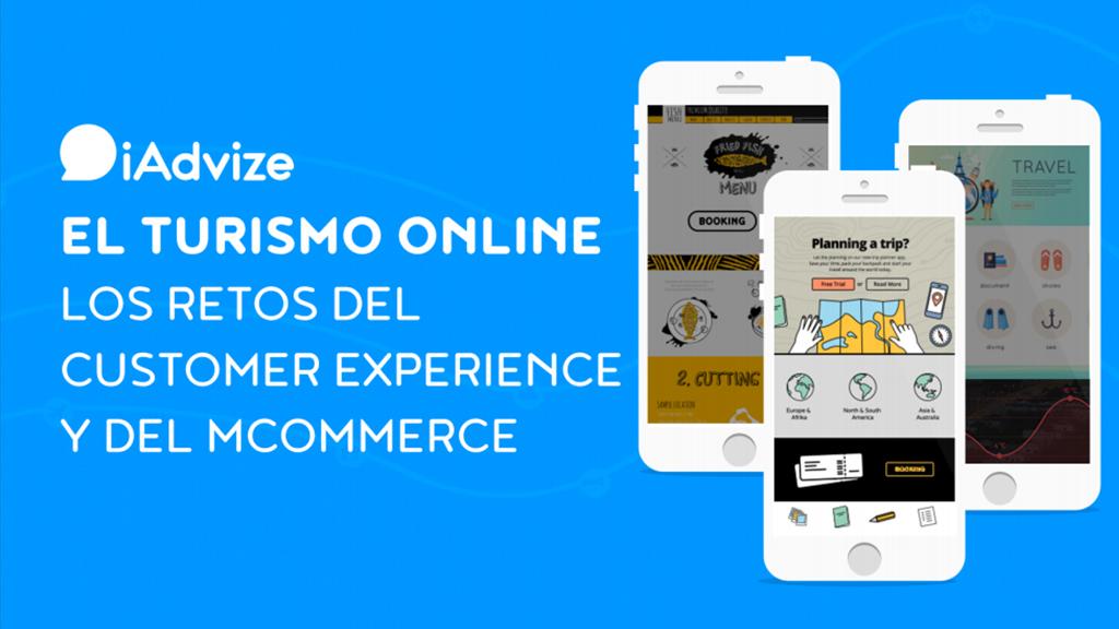 [Libro blanco] Los retos del customer experience y del mCommerce en el sector del turismo online