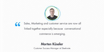 [Interview] Morten Küseler discusses the importance of customer service in Denmark