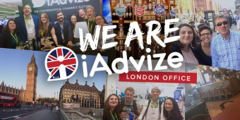The British side of iAdvize!