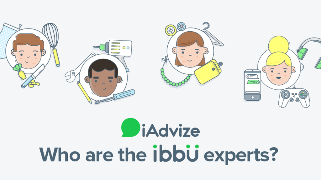 [Infographic] Who are the ibbü experts?