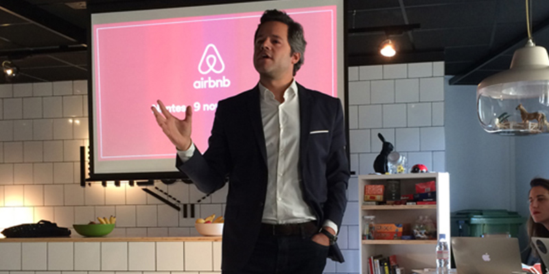 Airbnb et iAdvize, une passion partagée pour le contact humain